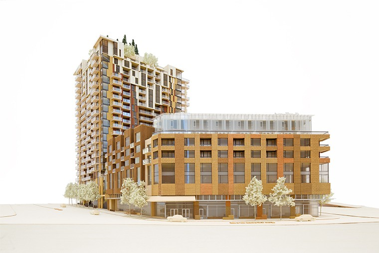 The Independent at Main by Rize Alliance Group